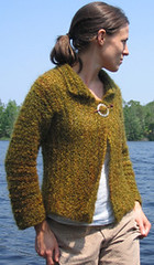 Lady of the Lake by Fleece Artist at Little Knits