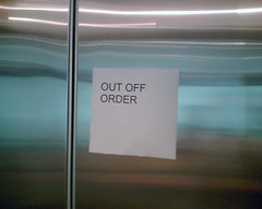 Out off order