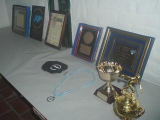 Trofeos conseguidos en Villaguay