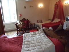 Our Room in Brittany... nice!