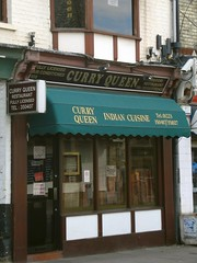 Curry Queen The Open Guide To Cambridge