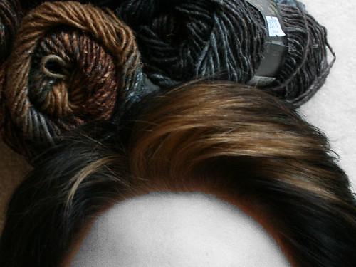 noro ja tukka