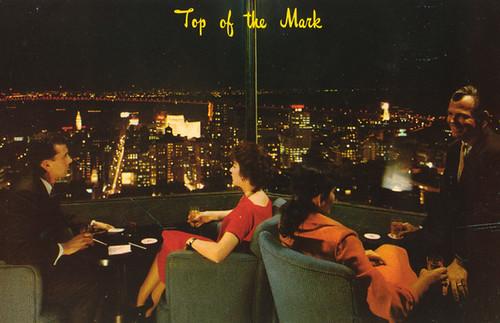 Top Of The Mark Movie Amp Wine Night Nob Hill