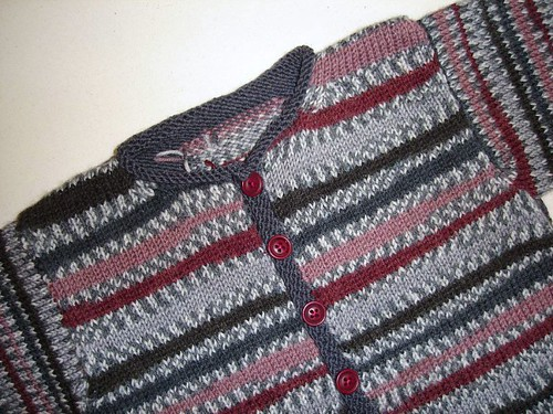 fair isle close up