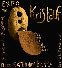 sculptures de Kristauf  dès le 14 septembre au Tasse Livre 1341703184_7b5500c4e6_m