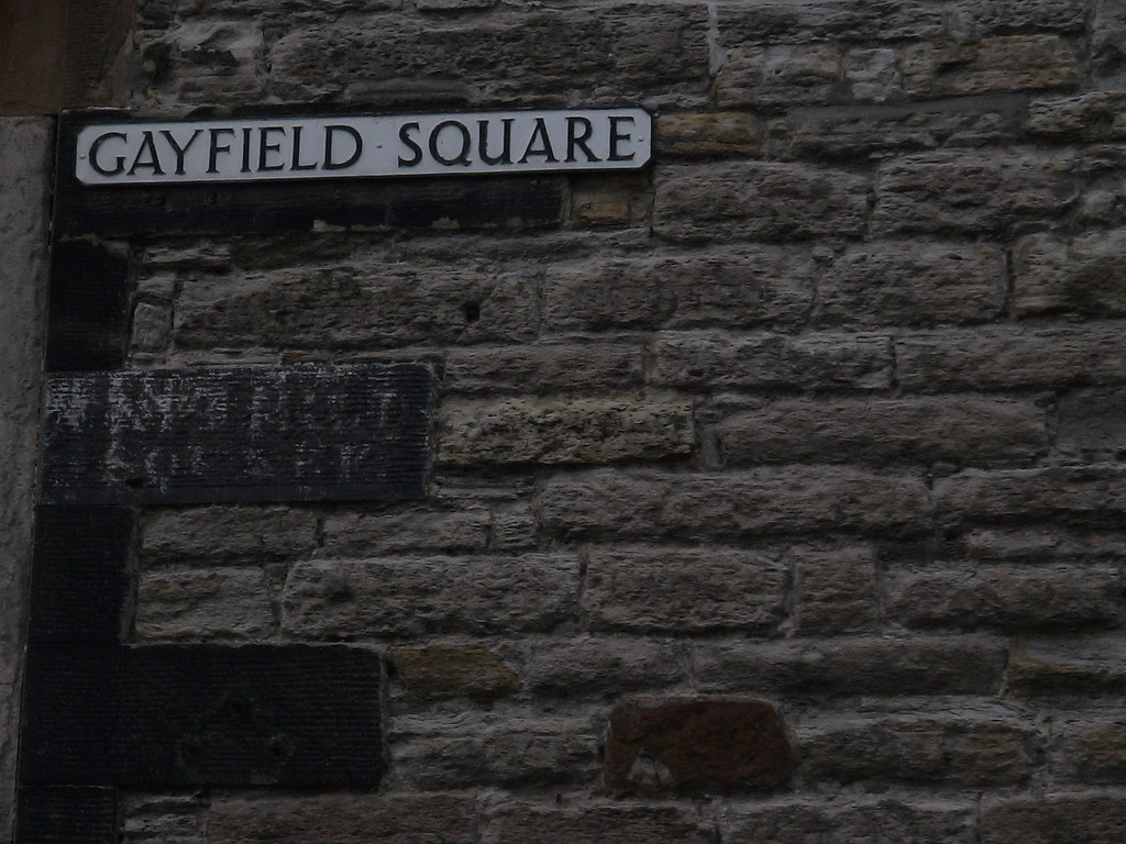 Gayfield Square