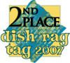 Dish Rag Tag