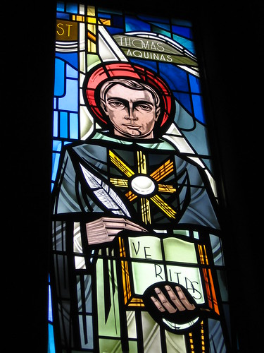 St Thomas Aquinas Window