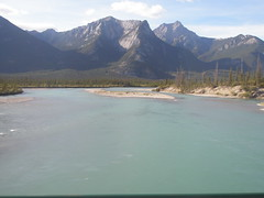 Again...this is in Jasper National Park (jimbob_malone) Tags: alberta 2007 highway16 greyhoundbus