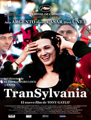 """Poster de """"Transylvania"""""""