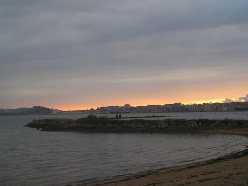 Santander desde Pedreña