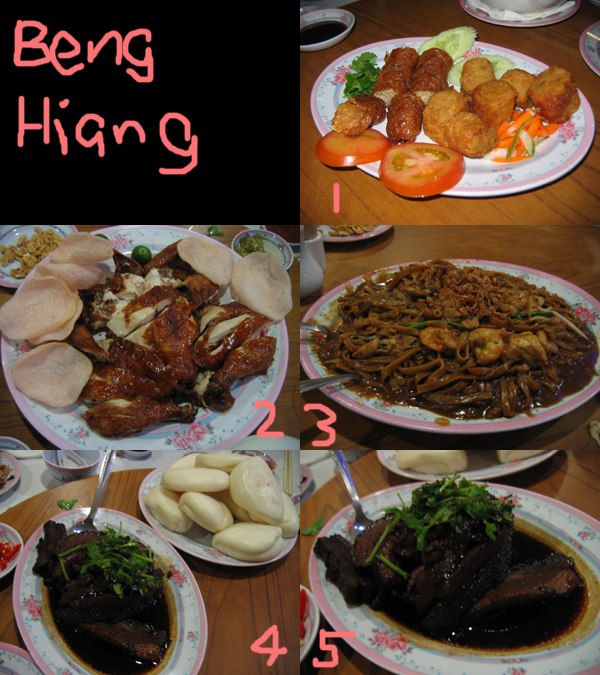 chinese restaurants. beng hiang