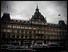 the sad hotel