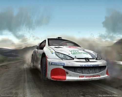 wallpaper race of champions