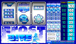 No downloadable Frost Bite Online Slot