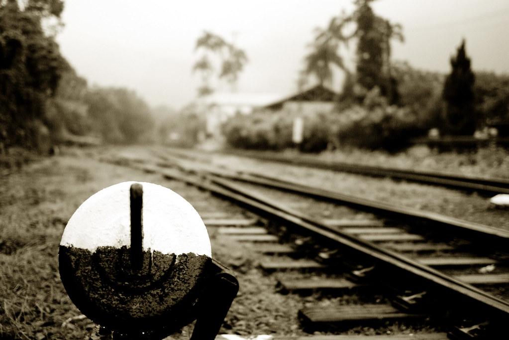 大哉問,鐵道攝影,這樣構圖好嗎?