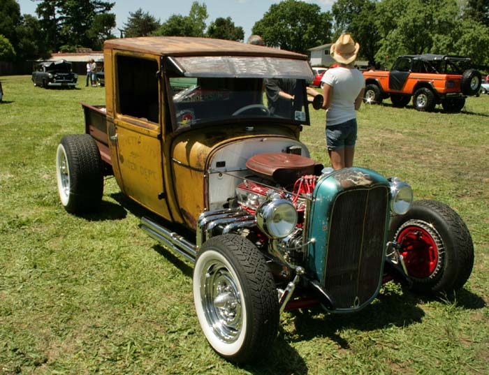 Tacky Rat Rod