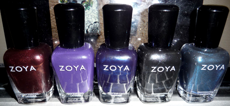 Zoya picks
