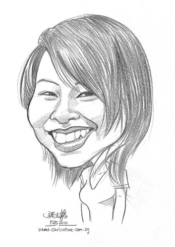 caricature for Hello Technology - 6