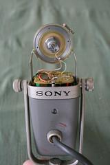 Sony C-38B Condenser Microphone (cavemusic) Tags: japan sony microphone condenser c38a