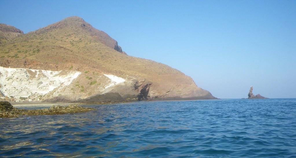 Cabo de Gata en kayak 501
