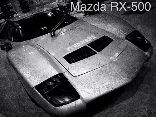 From iPad Mazda RX-500