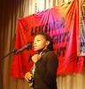 Sieta Lambrias Mikey Powell's sister
