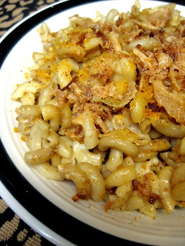 Smoky Truffle Mac and Cheese