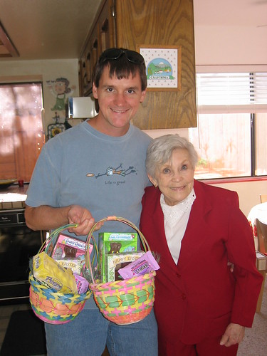 Dennis & Grandma