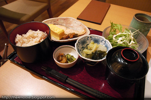 Kyoto - 旬彩和食 たちばな : Breakfast
