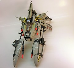 P1020882 (SuperHardcoreDave) Tags: lego space vic spaceship viper moc spacefighter starfightrer