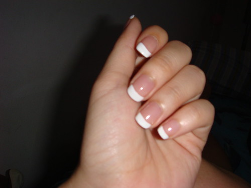 .. french manicure .. 548223851_9c7b302ee8