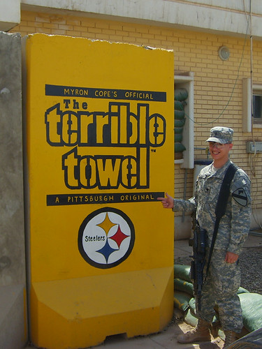 The Giant Terrible Towel