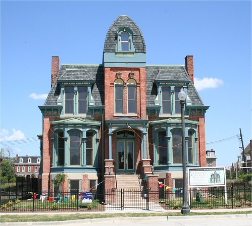 Brush Park renovation