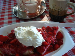 strawberry shortcake, Ormstown