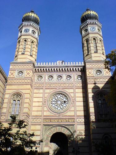 Grand Synagogue, Budapest