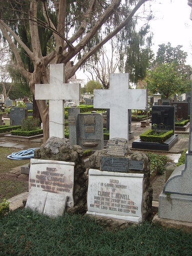 Isaac Newell Family Cemetery of dissidents Cementerio de disidentes