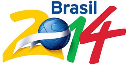 Logo propuesta Brasil 2014