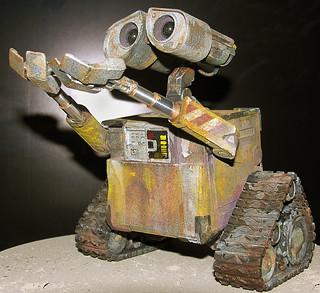 Wall-E Needs Eve