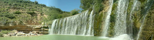 Espagne 2007: Cascades