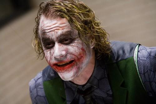 Heath Ledger el mejor Joker