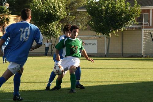 Reve Altorricón 4 - Lleida Juvenil 2 (19/08/2007) - Pretemporada
