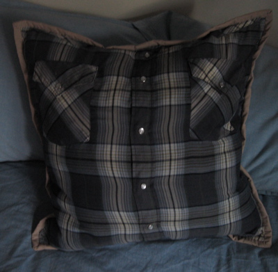 cushion cover - back