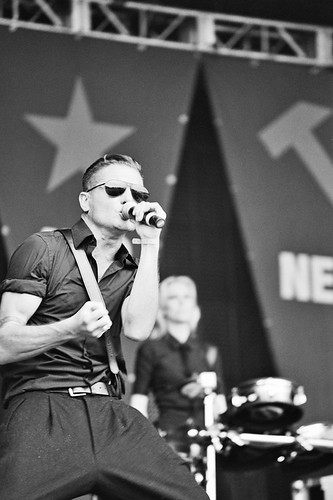 Nitzer Ebb Depeche Mode