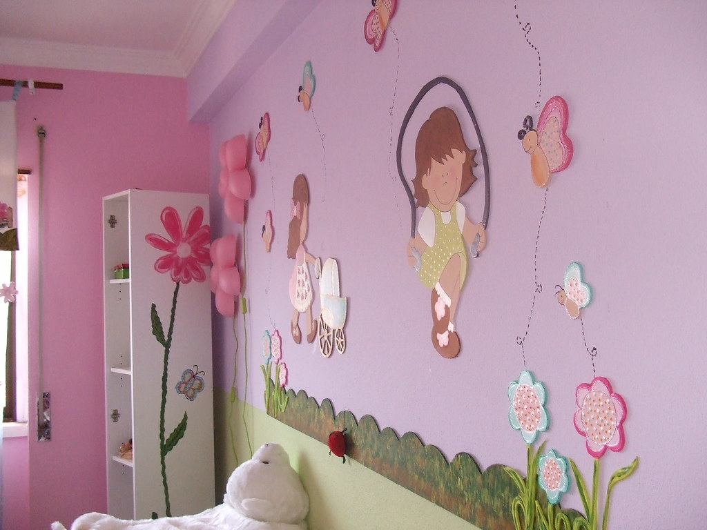 The World S Best Photos By Irene Sarranheira Flickr Hive Mind ~ Pintura Para Quarto De Bebe Menina