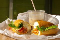 Vietnamese Sandwich Shop