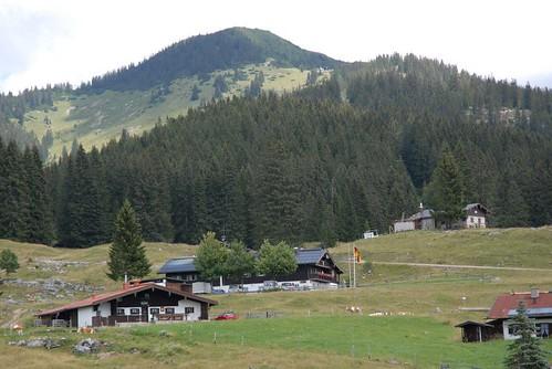 Ruhpolding Steinplatte Sommer 2007 Bild 08