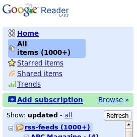 Screenshot-Google Reader (1000+) - Mozilla Firefox