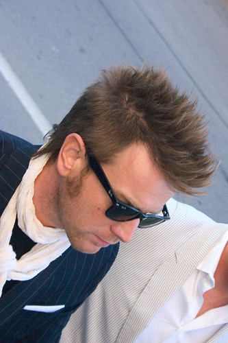 spike hair styles for men