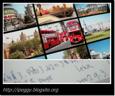 Lika在英國遊學